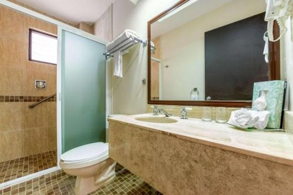 Quality Inn Tuxtla Gutierrez - фото 7