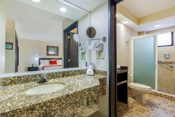 Quality Inn Tuxtla Gutierrez - фото 9