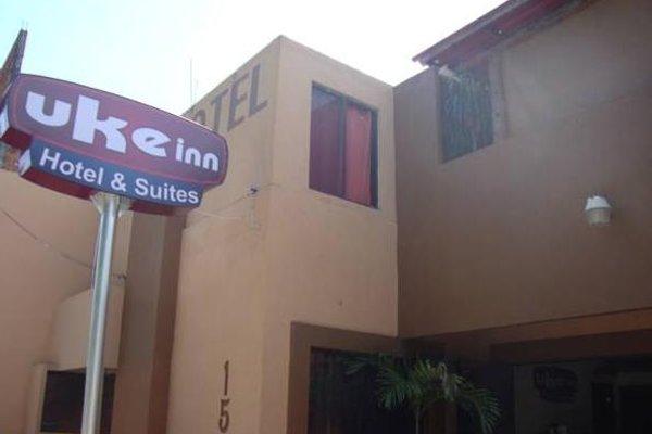 Uke Inn Hotel & Suites Xamaipak - фото 23