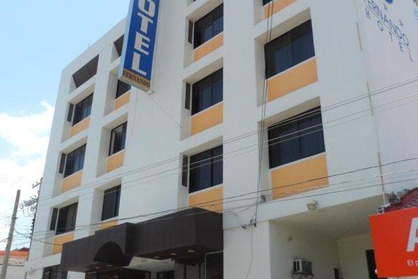 Hotel Fernando - фото 20