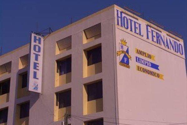 Hotel Fernando - фото 22