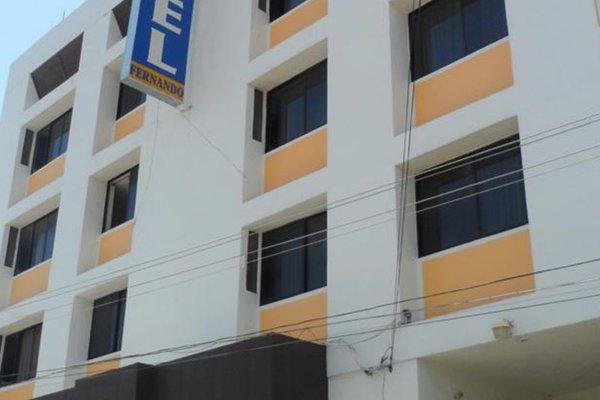 Hotel Fernando - фото 23