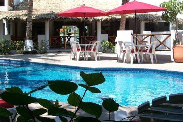 Hotel Palapa Palace - фото 19