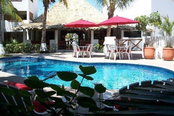 Hotel Palapa Palace - фото 21