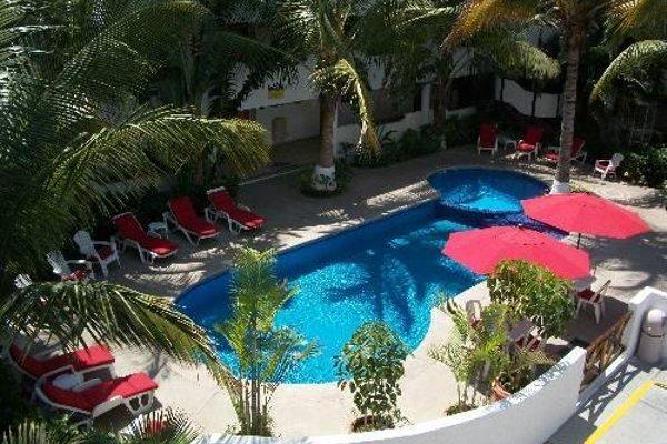 Hotel Palapa Palace - фото 22