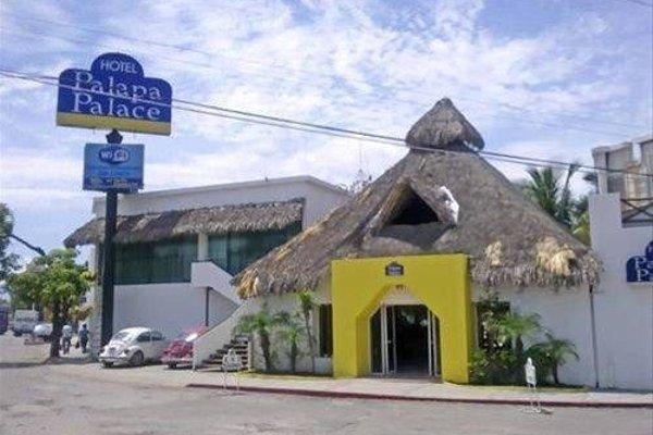 Hotel Palapa Palace - фото 23