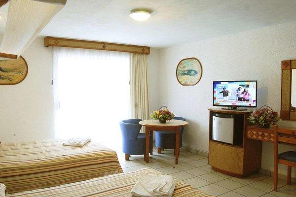 Hotel Palapa Palace - фото 7