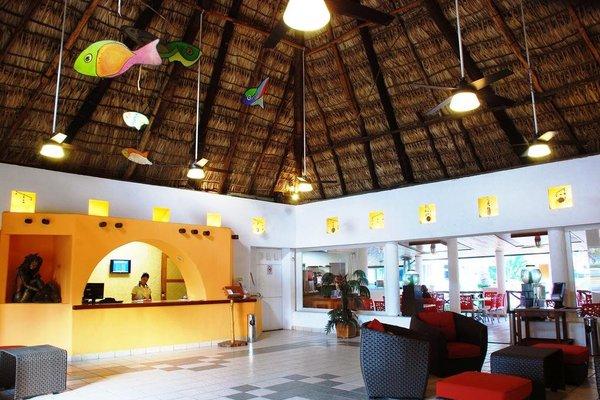 Hotel Palapa Palace - фото 9