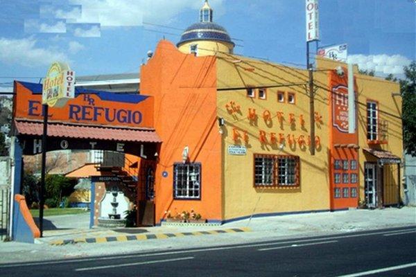 Hotel El Refugio - фото 23