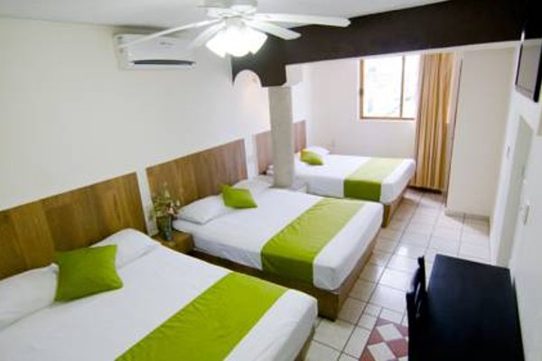 Hotel Tepic - 12