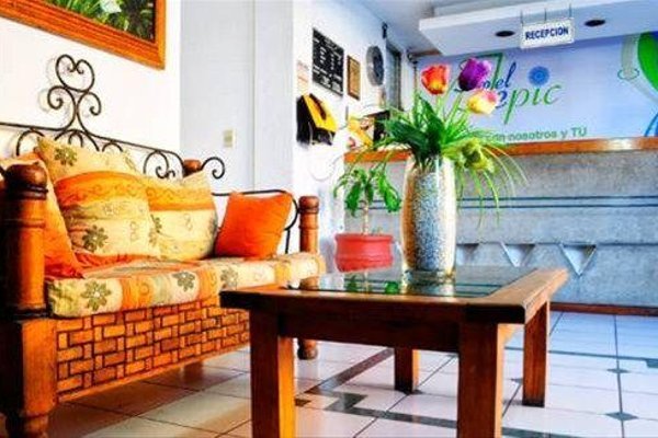 Hotel Tepic - 14