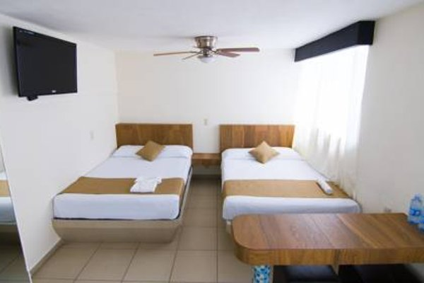 Hotel Tepic - 9