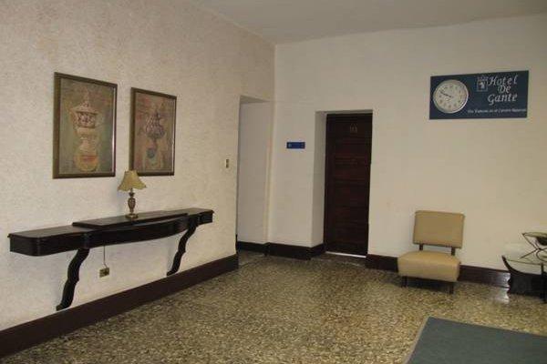 Hotel De Gante - фото 15