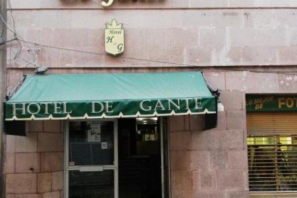 Hotel De Gante - фото 20
