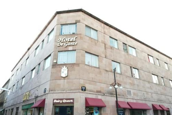 Hotel De Gante - фото 23