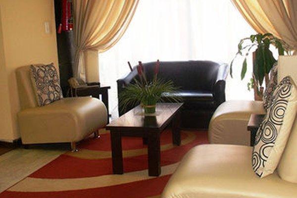 Hotel Napoles - фото 8