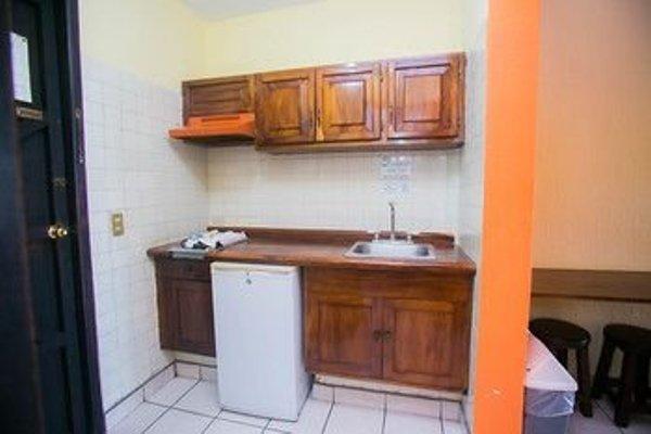 Hotel Estancia San Carlos Guayabitos - 10