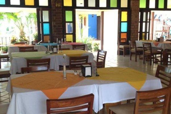 Hotel Estancia San Carlos Guayabitos - 14