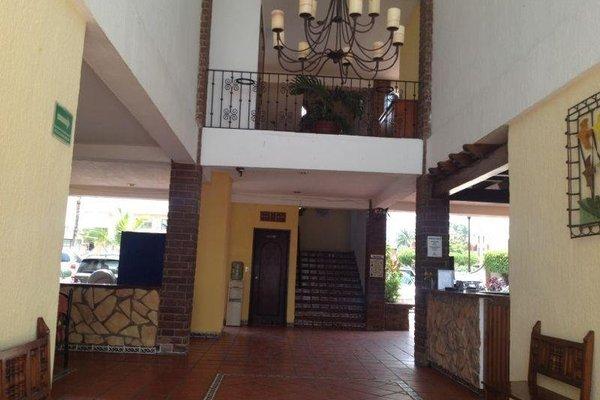 Hotel Estancia San Carlos Guayabitos - 17