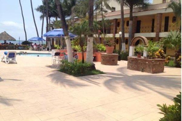 Hotel Estancia San Carlos Guayabitos - 21