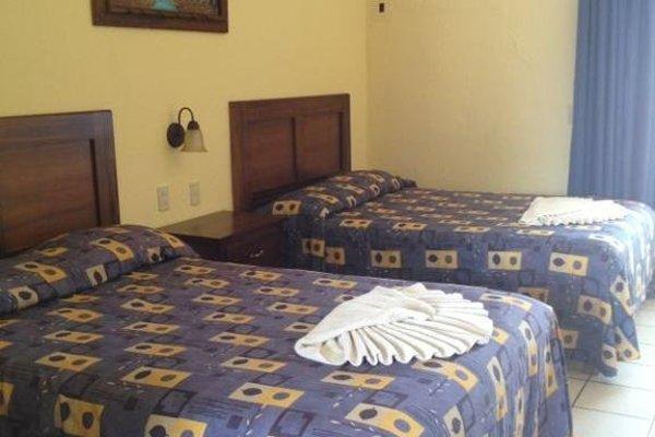 Hotel Estancia San Carlos Guayabitos - 3