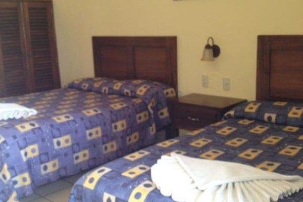 Hotel Estancia San Carlos Guayabitos - 4