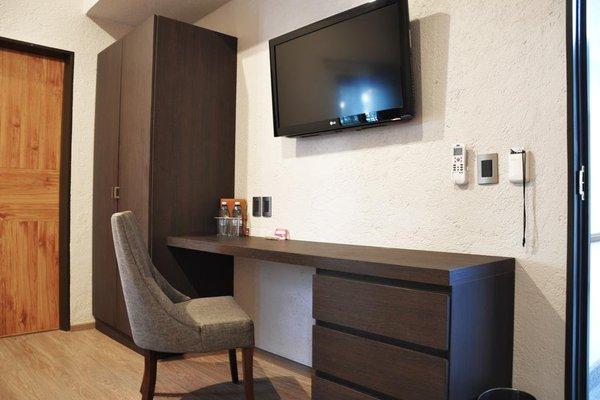 Hotel Flamingo Inn - фото 11