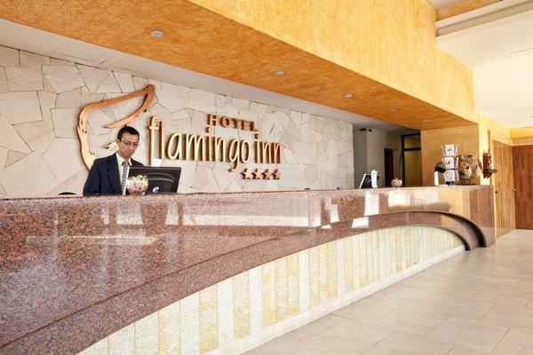 Hotel Flamingo Inn - фото 12