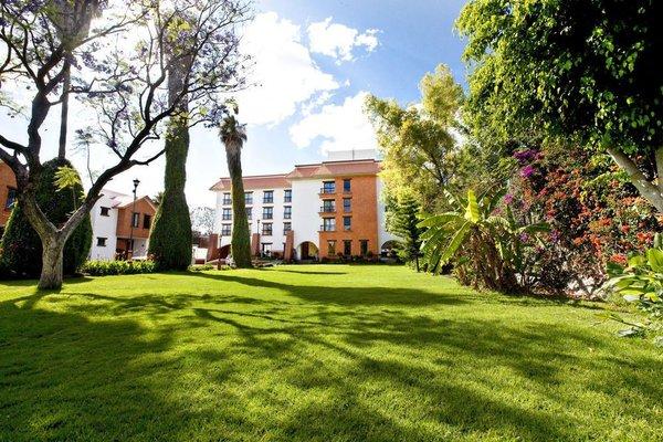 Hotel Flamingo Inn - фото 19
