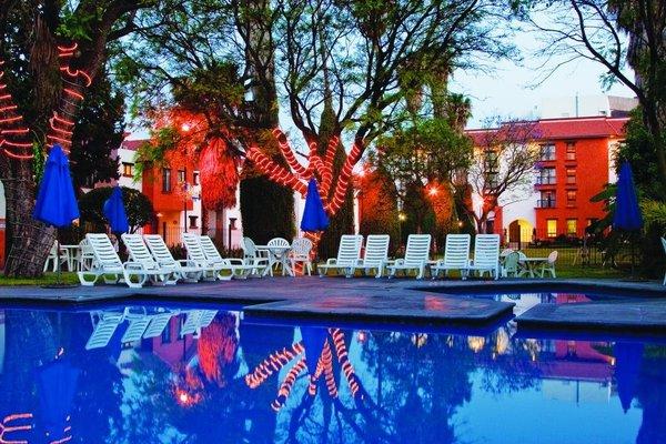 Hotel Flamingo Inn - фото 20