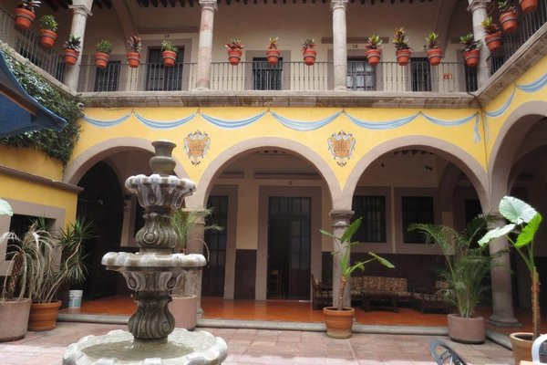 Hotel Hidalgo - фото 22
