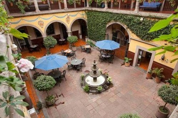 Hotel Hidalgo - фото 23