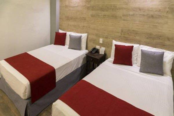 Hotel Hidalgo - фото 3