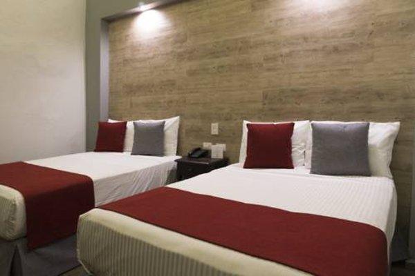 Hotel Hidalgo - фото 4
