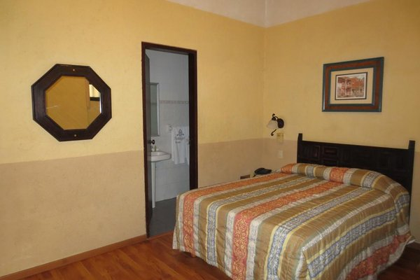 Hotel Hidalgo - фото 5
