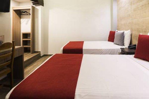 Hotel Hidalgo - фото 6