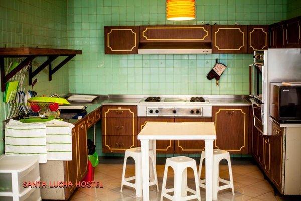 Santa Lucha Hostel - фото 11