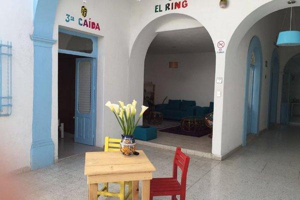 Santa Lucha Hostel - фото 13