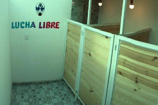 Santa Lucha Hostel - фото 15