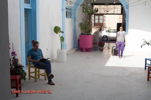 Santa Lucha Hostel - фото 22