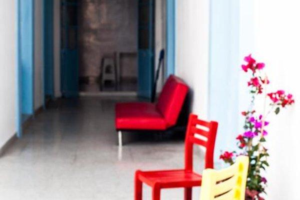 Santa Lucha Hostel - фото 5