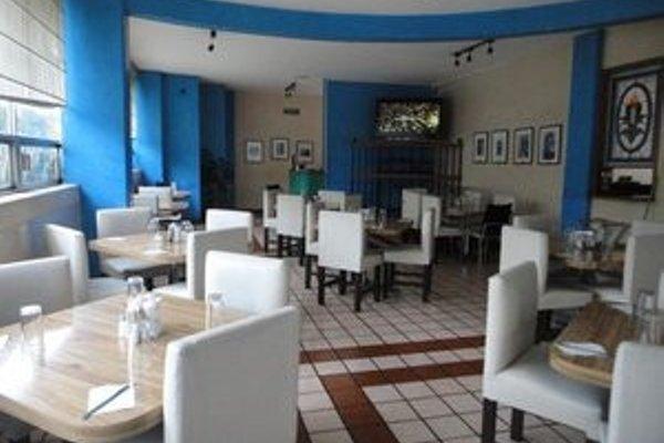 Hotel Granada - фото 14