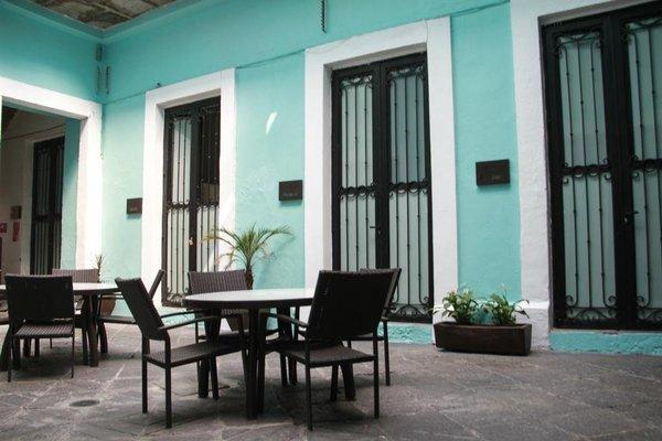 Hostal Casona Poblana - фото 18