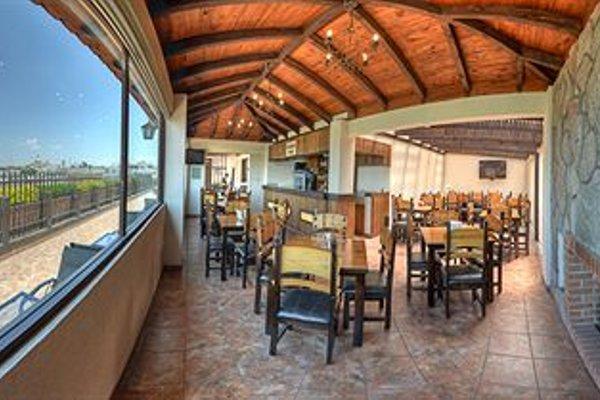 Loa Inn Centro Puebla - фото 11