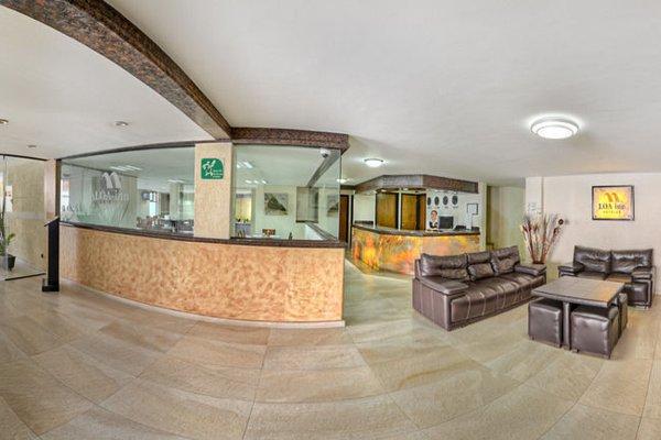 Loa Inn Centro Puebla - фото 14