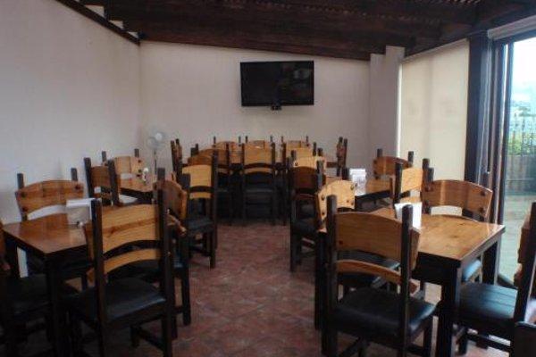 Loa Inn Centro Puebla - фото 18