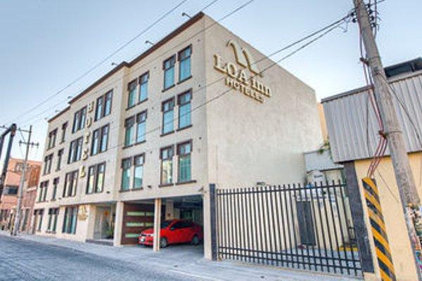 Loa Inn Centro Puebla - фото 21