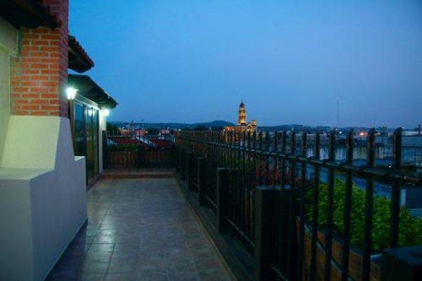 Loa Inn Centro Puebla - фото 23