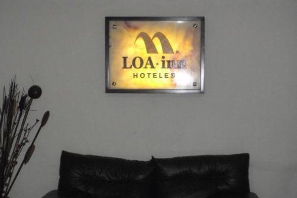 Loa Inn Centro Puebla - фото 6