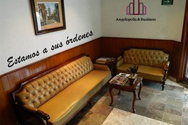 Hotel Boutique Angelopolis and Business - 10